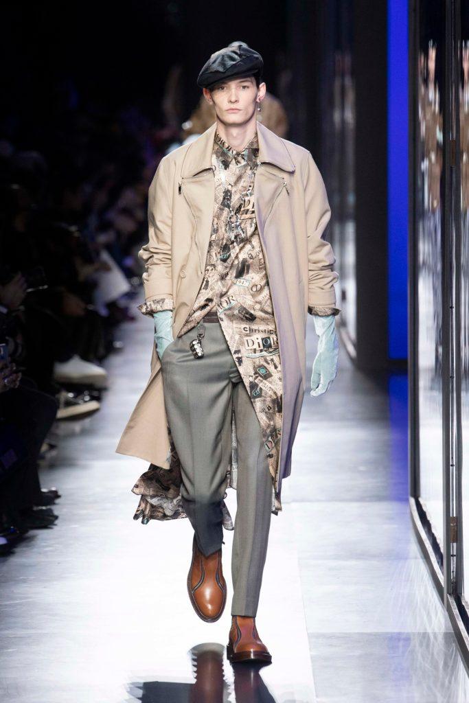 Dior Homme Automne hiver 2020