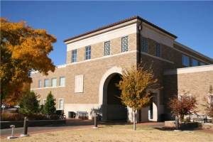 The Student Wellness Center. Picture provided by Texas Tech.