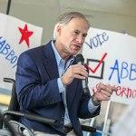 Gov. Abbott Begins Term at Texas Capitol