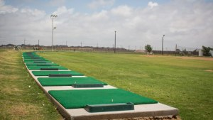 The Range offers a unique golfing and entertainment atmosphere. Picture provided by The Range.
