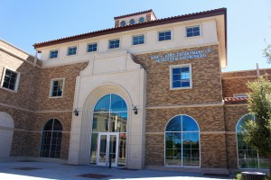 The petroleum engineering building is one of the newest on the Texas Tech campus. Blaine Hill/The Hub@TTU