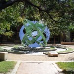 Art and Quotes Inspire on Texas Tech Campus