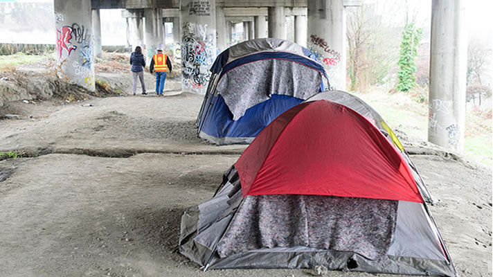 The Truth Behind Homelessness