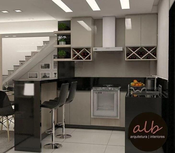 Foto: Reprodução / Ana Luiza Baldo Arquitetura e Interiores
