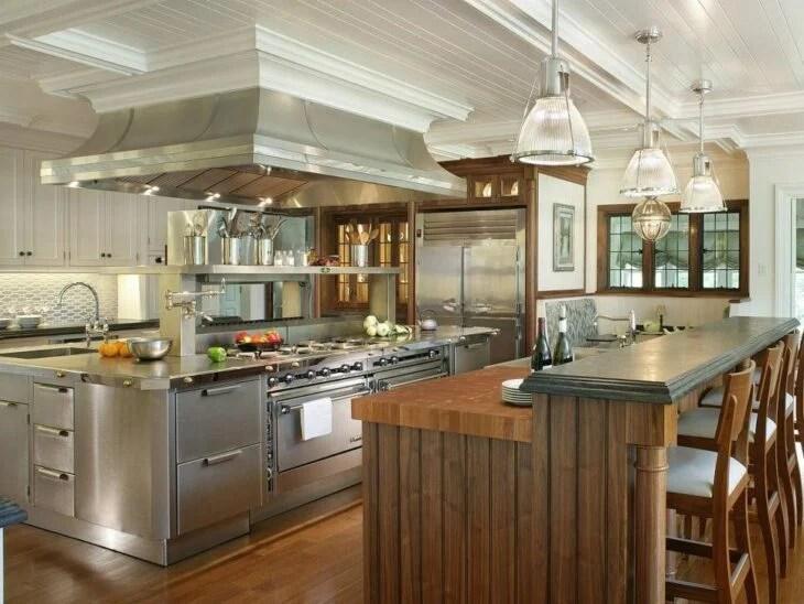 30 Cozinhas Com Ilha Central Que Valorizam O Espa 231 O Mais