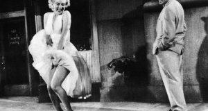 Marilyn Monroe mostra a Roma