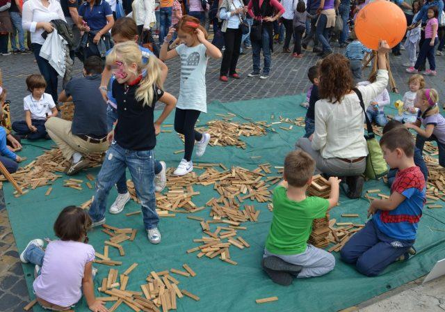 cosa fare a roma con i bambini