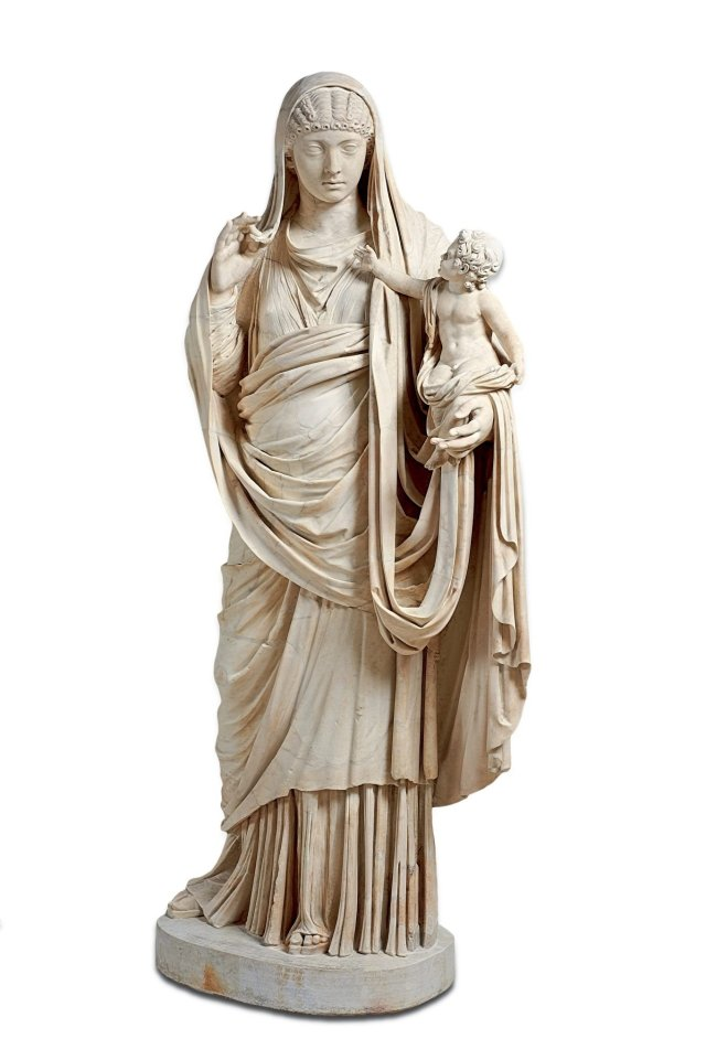 Claudio Imperatore Messalina