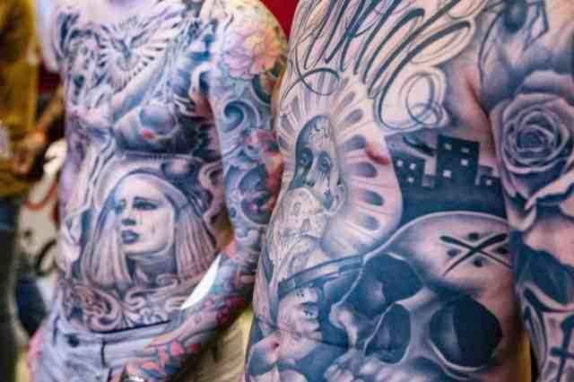 tattoo expo roma