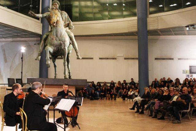 eventi weekend musei roma