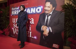 Enrico Brignano teatro vip