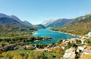 Abruzzo: lago di Barrea