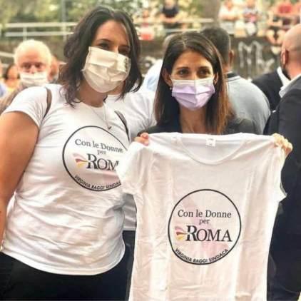 sara ciasco candidata lista civica con le donne per roma