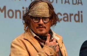 johnny depp festa del cinema di roma