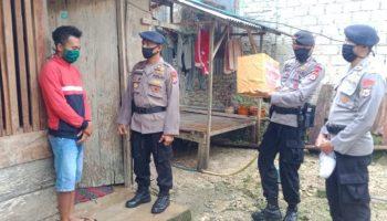 Brimob Maluku sambangi warga Letvuan