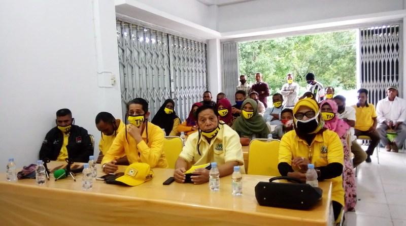 Pengurus DPD Golkar Kota Tual