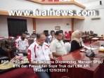 RDP DPRD Tual Bersama Sopir Truk Disperindag dan SPBU BTN