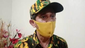 Ketua DPD Partai Golkar Kota Tual, Taufik Hamud