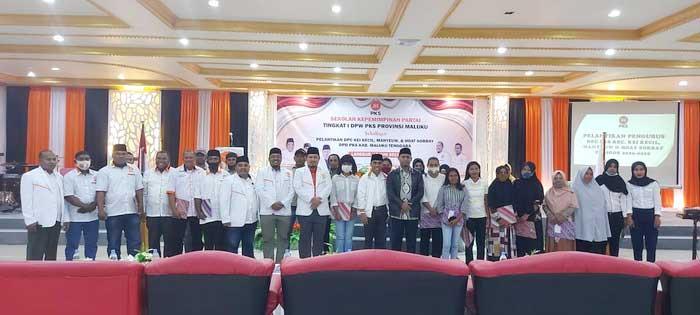 PKS-Maluku-Gelar-Sekolah-Kepemimpinan-Bagi-kader-Muda-PKS