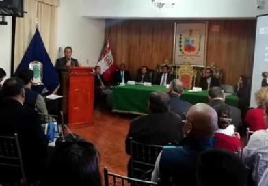 Minedu y alcaldes de Arequipa unifican criterios para ejecución de obras