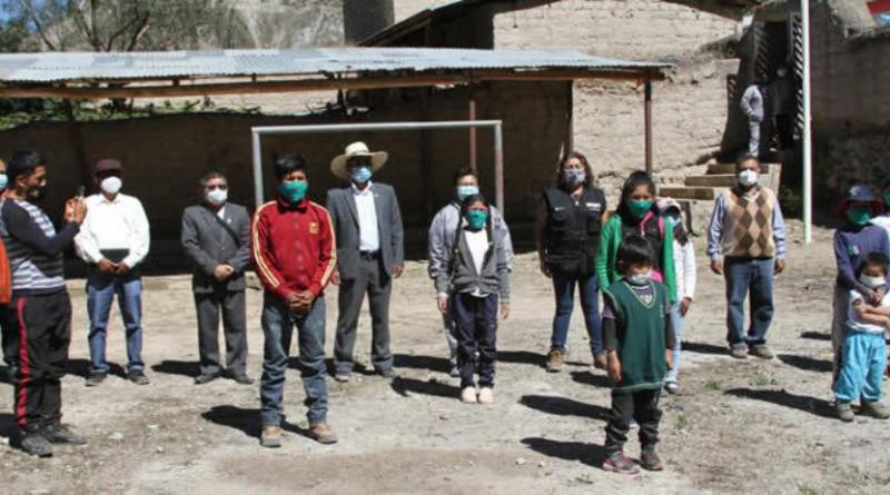 MINEDU: Clases semipresenciales comienzan en 14 escuelas rurales de Arequipa