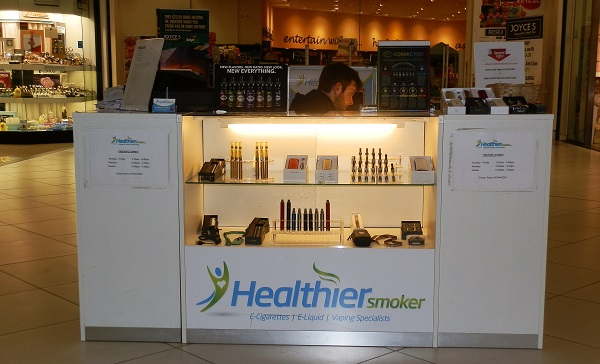 Healthier Smoker Store Front