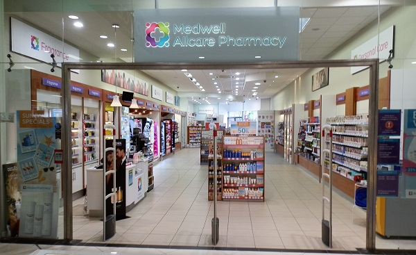 Medwell Pharmacy Store Front