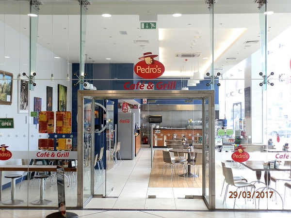 Pedros Store Front