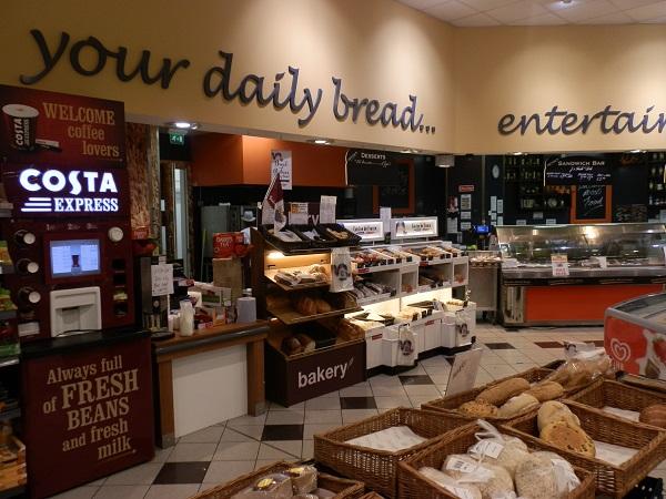Joyces bakery