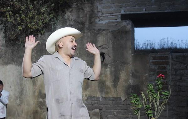 Lupillo Rivera graba sencillo de José Alfredo Jimenez