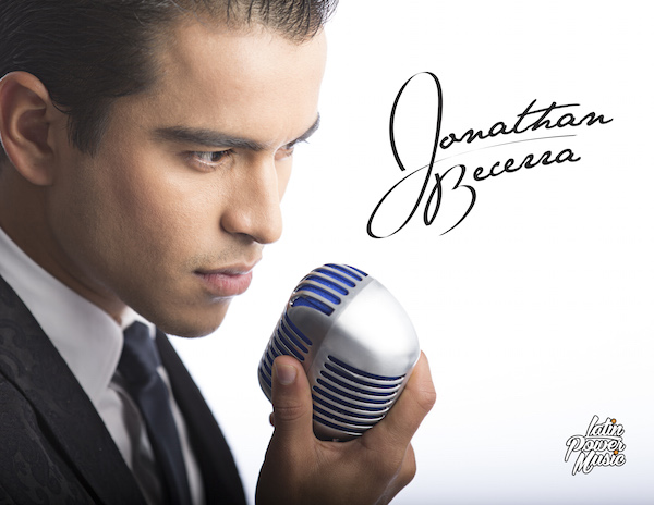 Jonathan Becerra une su talento a la familia Latin Power Music