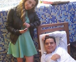 El Trono de México, Escenas del video del sencillo ¿ dónde quedó ?