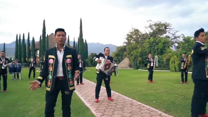 """Banda Santo Domingo, video """"Sigue soñando"""""""