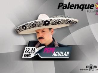 Pepe Aguilar-Feria de León