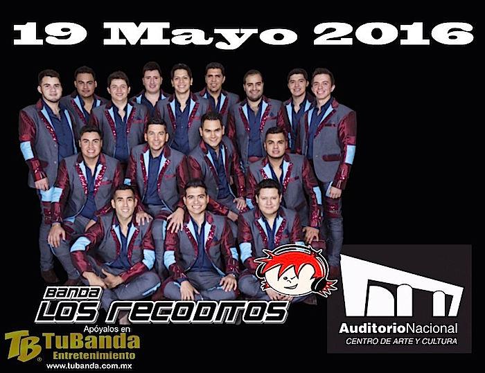 Los Recoditos - Auditorio Nacional