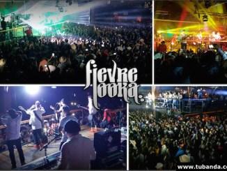 Fievre Looka en el Corral Western Club