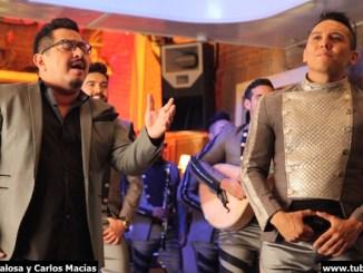 Banda La Trakalosa y Carlos Macías