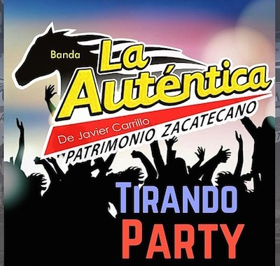 Banda La Autentica - Tirando Party