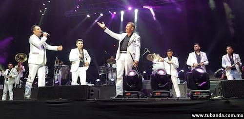 La Arrolladora en Arena Monterrey 2016