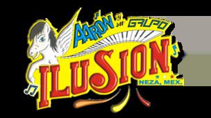 Logo Aarón y su grupo Ilusión