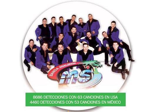 Banda MS - la banda mas sonada en México y USA