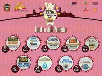 Feria Internacional de la Barbacoa Calpulhuac 2017