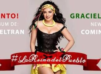 Graciela Beltrán próximamente nuevo disco