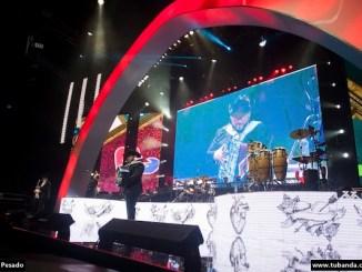 Grupo Pesado en la Arena Monterrey