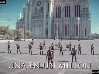 Banda Tierra Mojada - Video Una en un millón