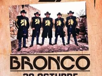 Bronco en el Auditorio Nacional