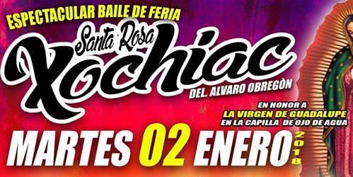 2 de enero 2018 Santa Rosa Xochiac