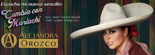 Alejandra Orozco - Cumbia con mariachi