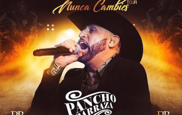 """Pancho Barraza presenta """"nunca cambies"""""""