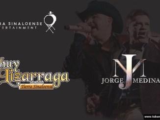Jorge Medina y Chuy Lizárraga